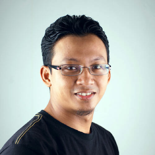 alex is a web developer at web afford